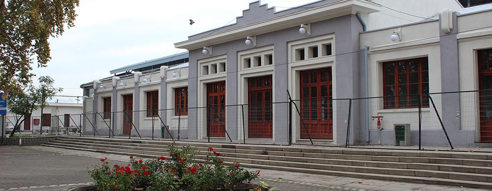 Estación de Ferrocarriles de Talca