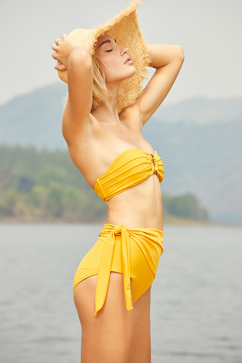 'Mille' - Two Piece Bandeau Style (CREX188)