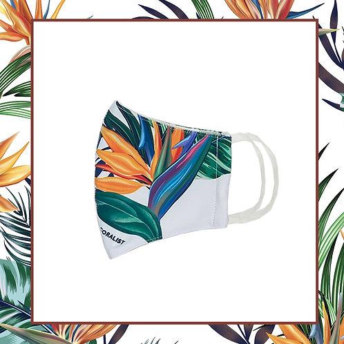 Coralist Fabric Face Mask - Sunrise Paradise