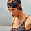 Thumbnail: 'Aye' - Beach cap with buckle in Nightwave (CRB15)