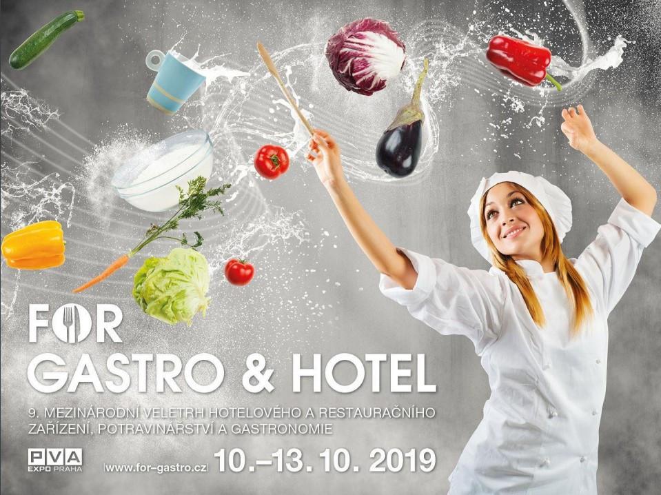 Banner For Gastro & Hotel 2019