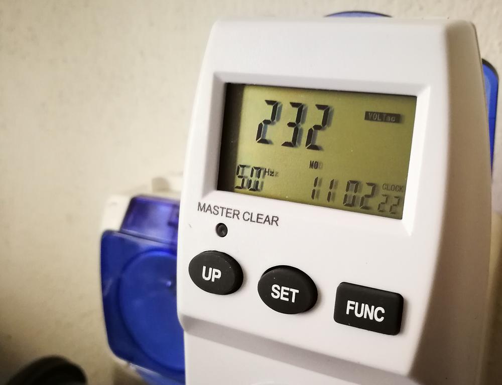 Měření odběru elektrické energie