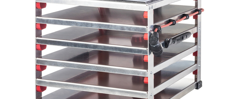 O třetinu rychlejší lyofilizace potravin