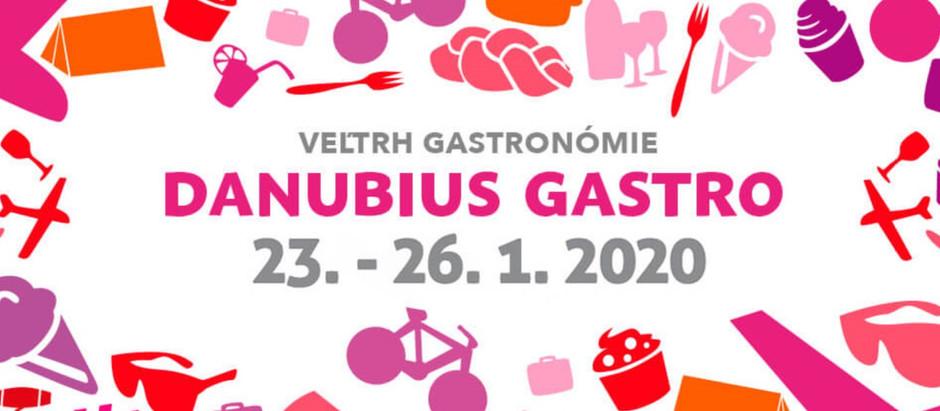Pozvánka na Danubius Gastro 2020