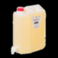 Kanystr minerálního oleje pro vakuové vývěvy lyofilizátorů