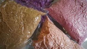 Balení lyofilizovaných potravin