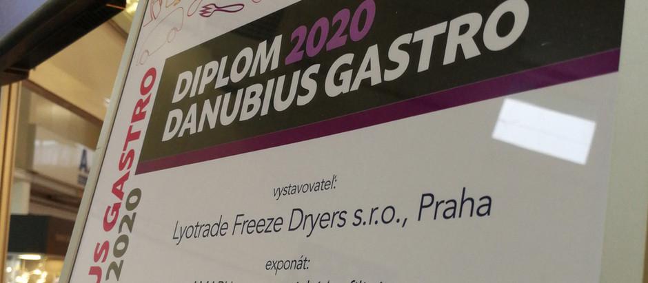 Další ocenění pro AMARU, tentokrát ze Slovenska