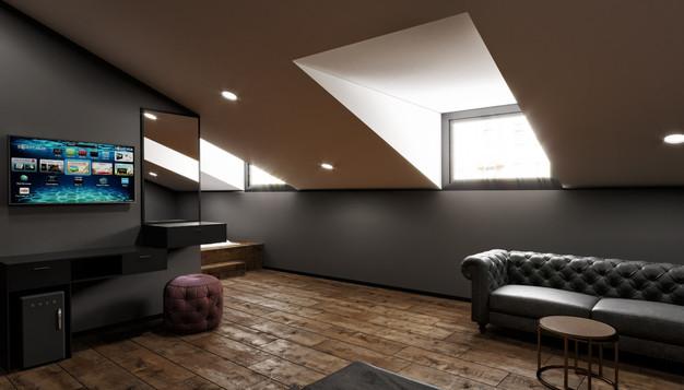 Çatı Arası Oda