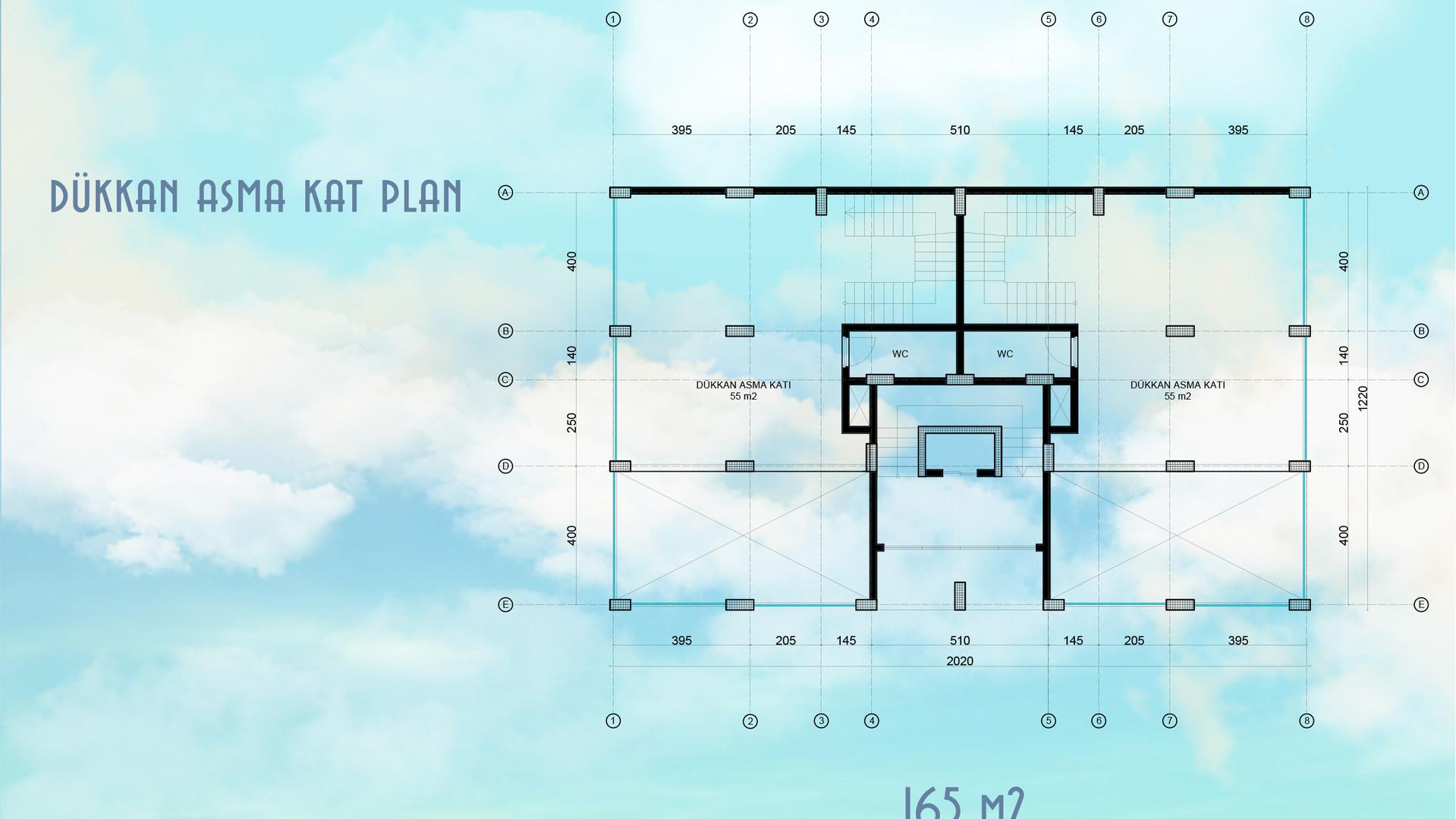 Normal Kat Planı