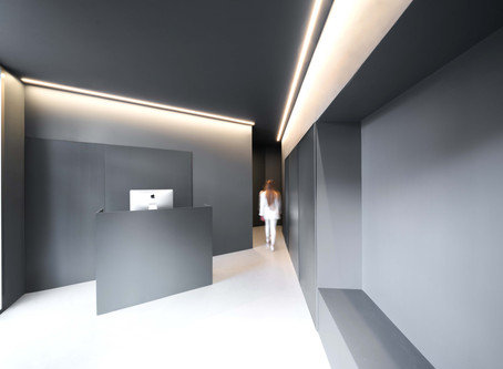 Diş Kliniği - Fran Silvestre Arquitectos
