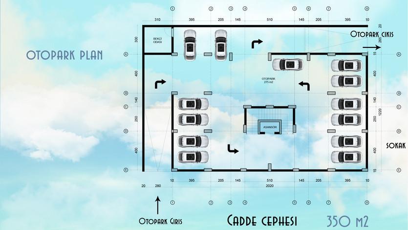Otopark Planı