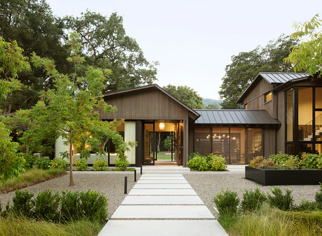 Modern Villa - Walker Warner Architects