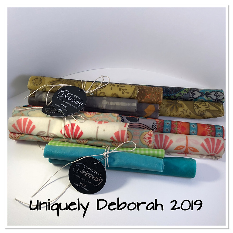 Updated! Beeswax Wraps - SOLD OUT