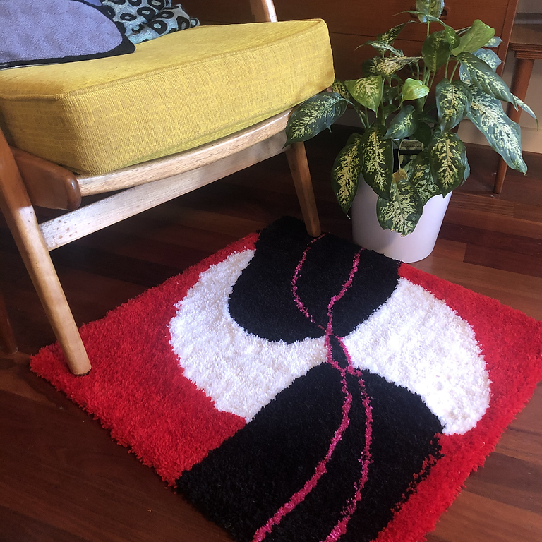 New! Rug Tufting - SOLD OUT