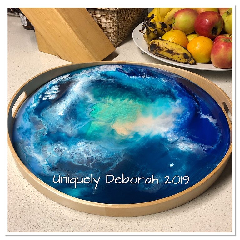 Resin Serving Tray - SOLD OUT