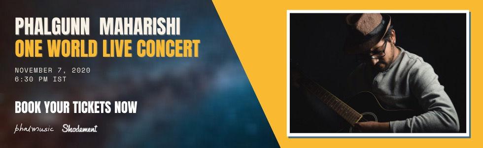 One World Live Concert