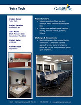2015 - Project Profile - Tetra Tech - PB