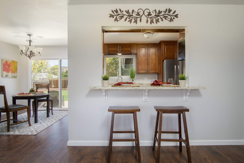 Kitchen openng