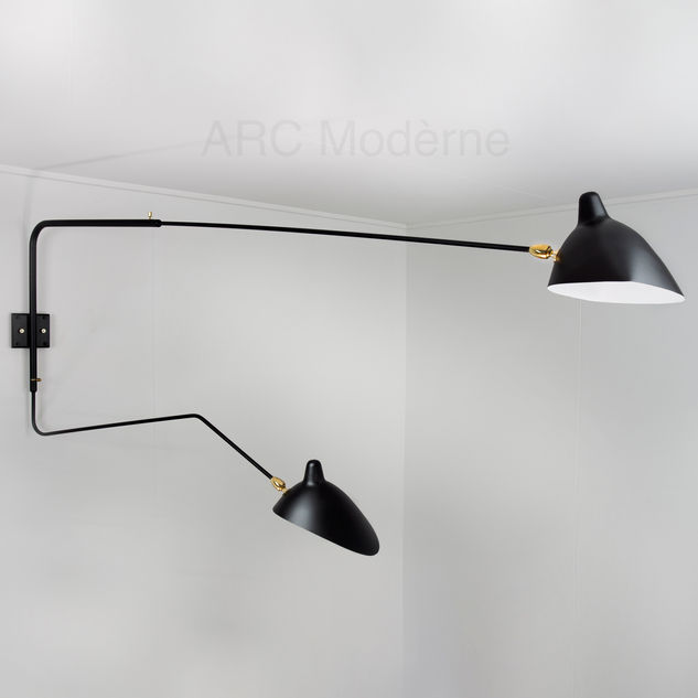 Serge Mouille Two Arm Wall Lamp Wider.jp