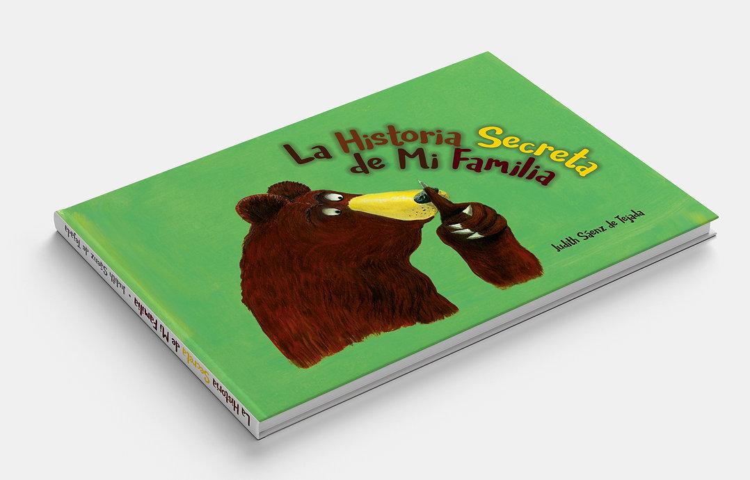 libro la historia secreta de mi familia