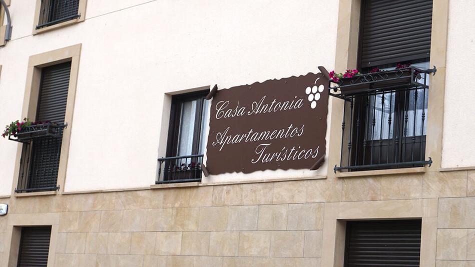 Aptos. turísticos Casa Antonia