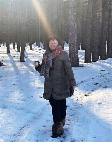 Елена-Сухорукова-снег-лес-природа-танра-