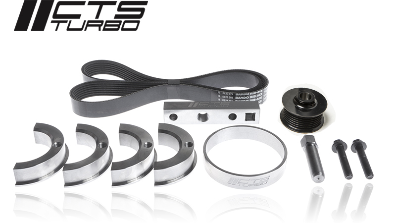 Cts Pulley kit