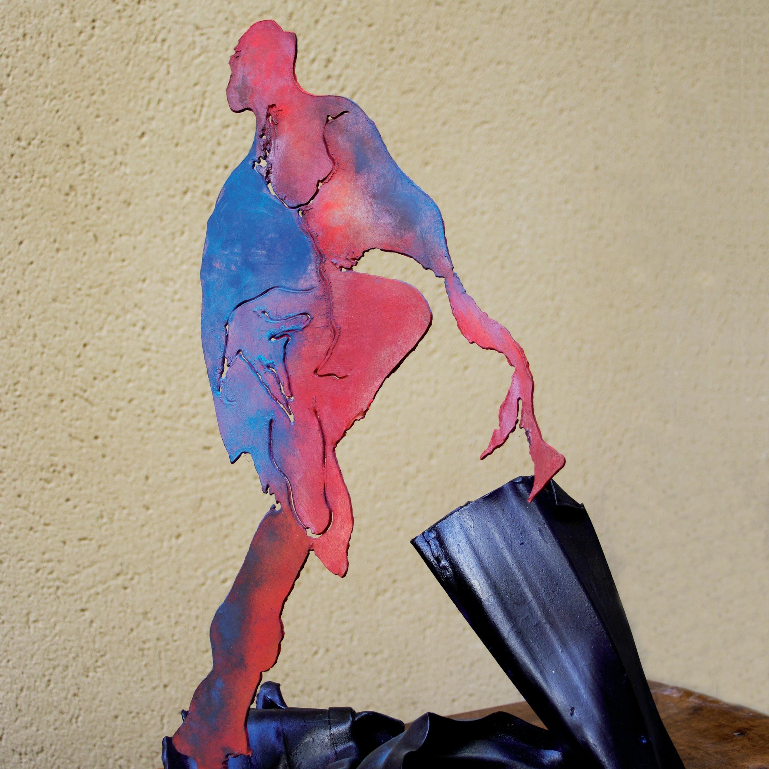 hommage à Pina Bausch N°2 (40x30cm)