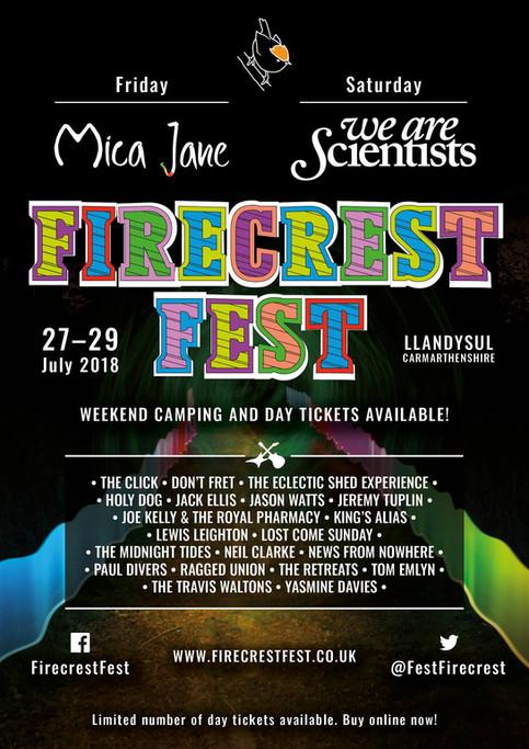 Firecrest Festival