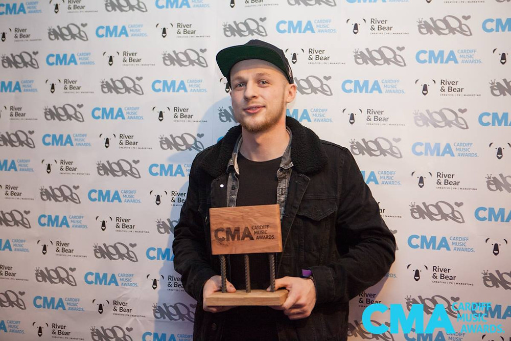 "Jack took home ""Best Solo Artist"" at Cardiff Music Awards 2017"