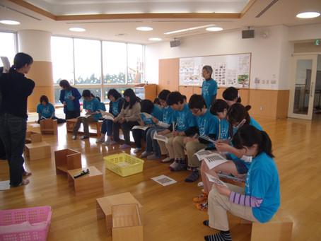 Tinyの活動を支える学生たち