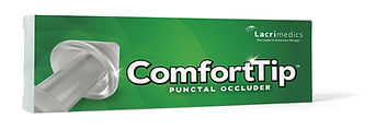 ComfortTip Punctal Occluder Box