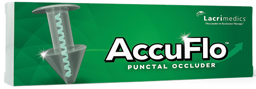 Small AccuFlo™ Punctal Occluder - 20 Pack