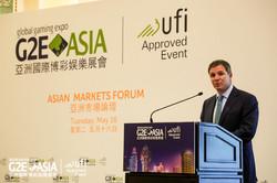G2E Asia 2017 16th May Conference Asia Market Forum-1
