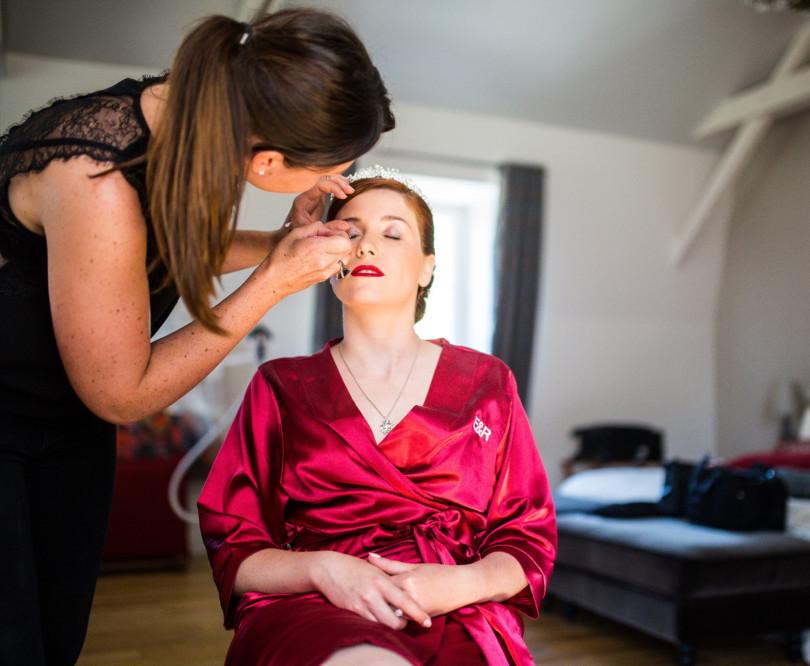 Maquillage professionnel Rennes