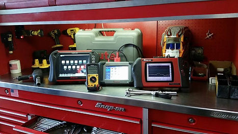 Scan Tool, DVOM, Auto Testing Equipment