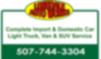 Lonsdale Auto Works, Complete Import & Domestic Auto Service & Repair. Tires & Alignmnet, Transmissions, Engines, Radiators, Brakes, Exhaust, Tune Ups, Shocks & Struts, Diagnostics, Timing Belts, Oil Changes, Towing, Tire Repairs & Much More!