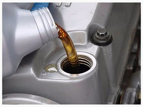 Oil Change, Scheduled Maintenace, Lube Oil & Filter