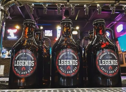 To-Go Draft Growlers