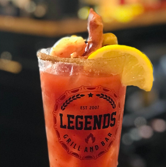 Legends Bloody Mary
