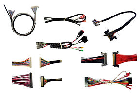 LVDS Cable, Wire Harness, Wireharness, Automotive Cable Assembly, Audio Cable Assembly