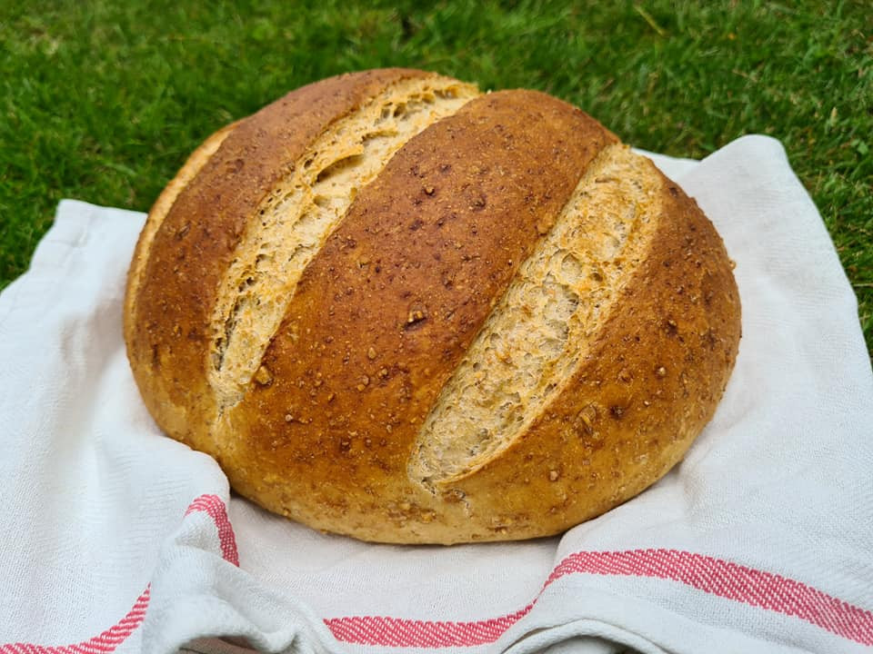 Wholemeal loaf, Norway