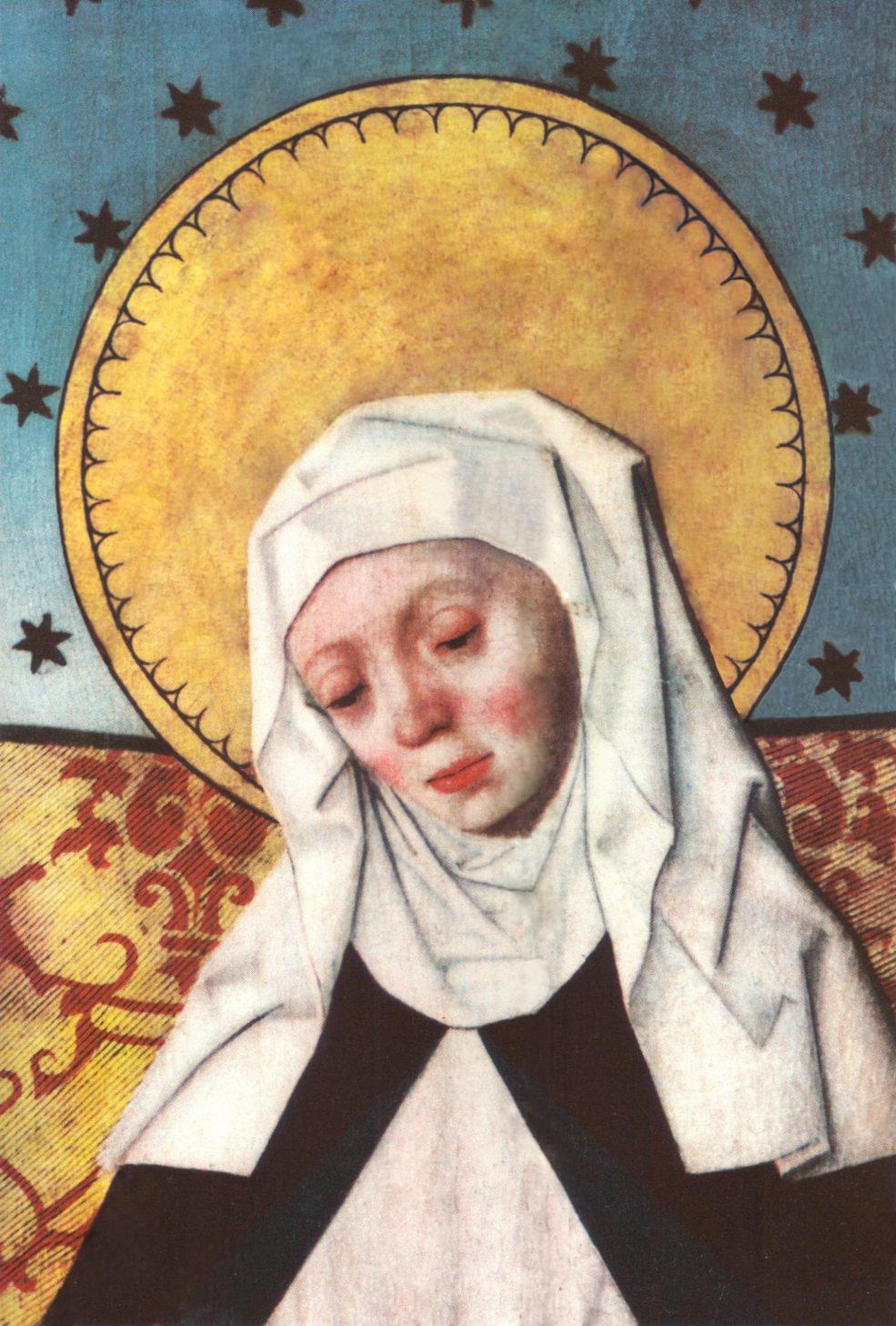 Saint Birgitte