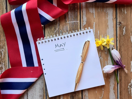 10 Things I am Doing in May