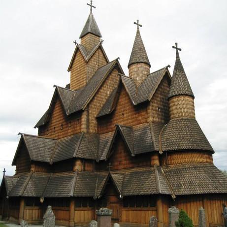 Stavkirke, The Iconic Norwegian Stave Church