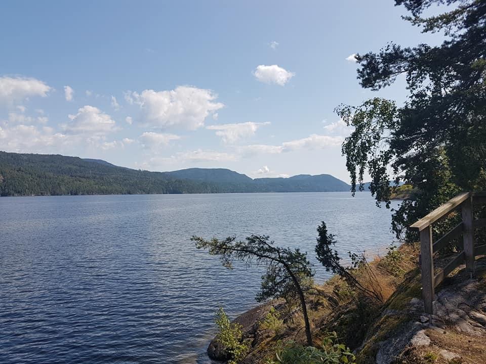 Norway cabin hytte, Nordsjø