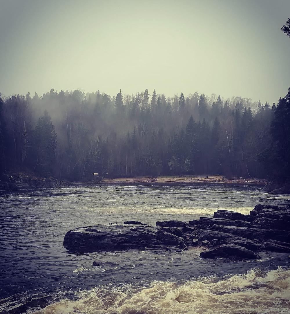 Norway river, Lågen