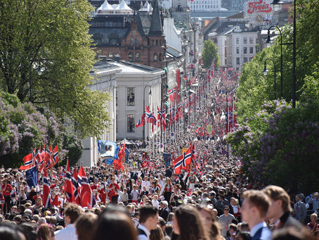 Syttende Mai, Norway's Birthday