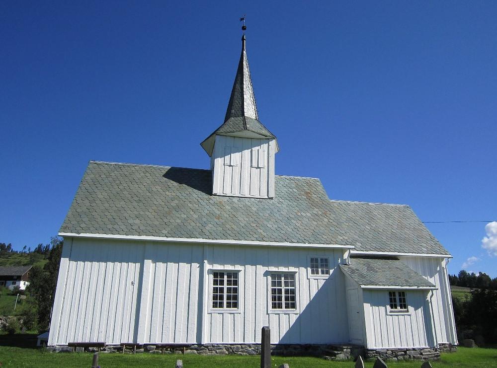 Volbu stavkirke Norway