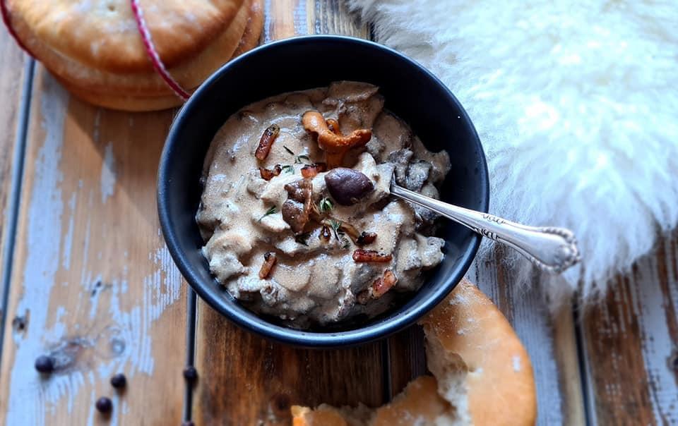 Finnbiff, reindeer stew from Norway